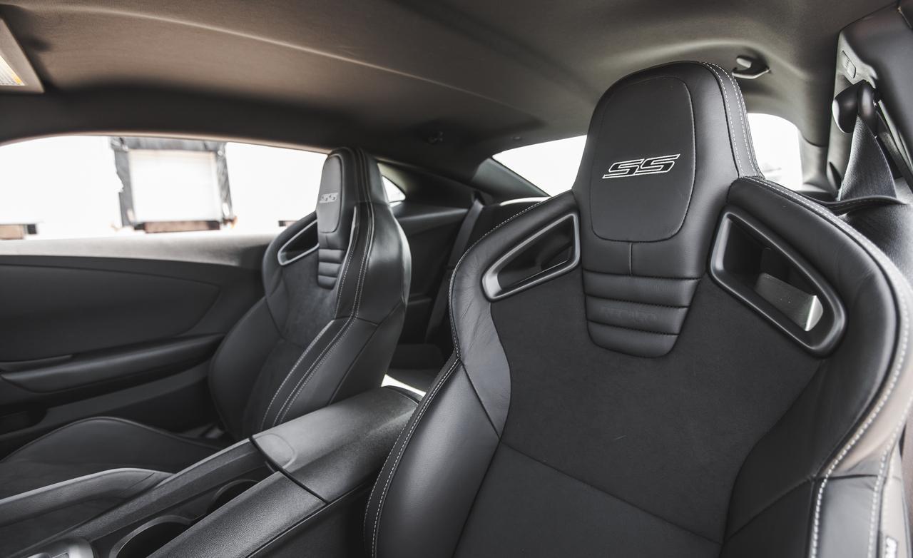 2015 Chevrolet Camaro Ss 1le Interior 3 ...